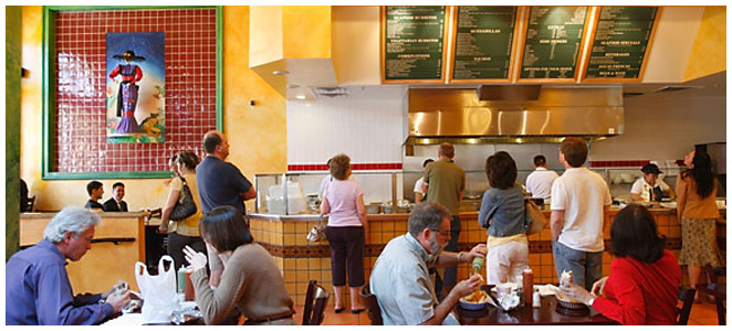 La Corneta Taqueria Mexican Restaurant Food San Francisco